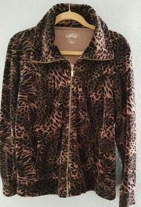 Style & Co. Leopard Print Jacket